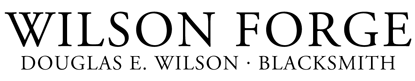 Wilson Forge | Douglas E. Wilson | Master Blacksmith Artist